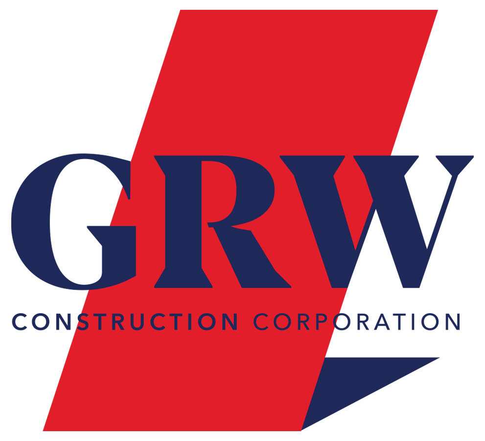 Main Logo for GRW Construction - Tampa Bay Custom and Luxury Home Builder